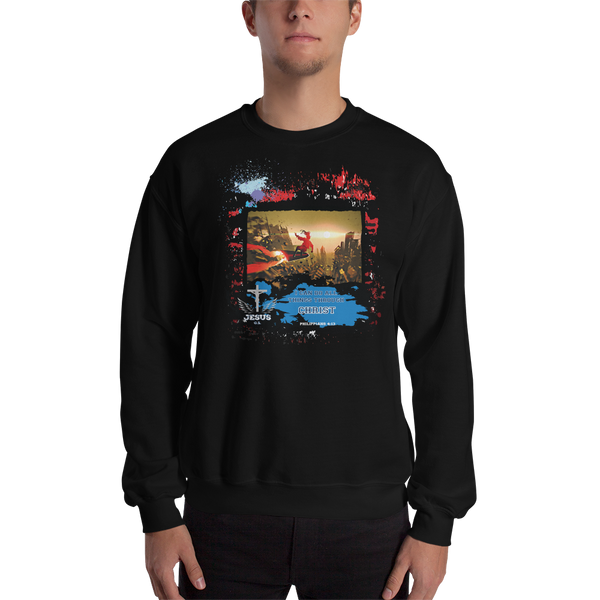 Soar High (CREWNECK) - in 6 colors