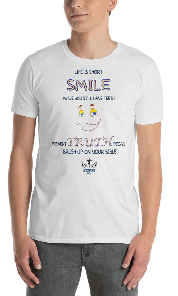 Smile (FUNNY SHIRT) - in 1 color