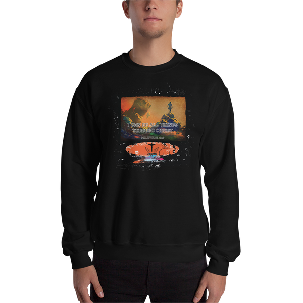 I Can (CREWNECK) - in 6 colors