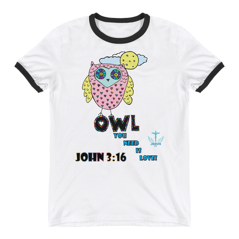 Owl You Need - in 4 colors