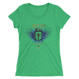 Jesus John 3:16 (WOMEN'S FITTED) - 11 colors - Jesus Gift Store