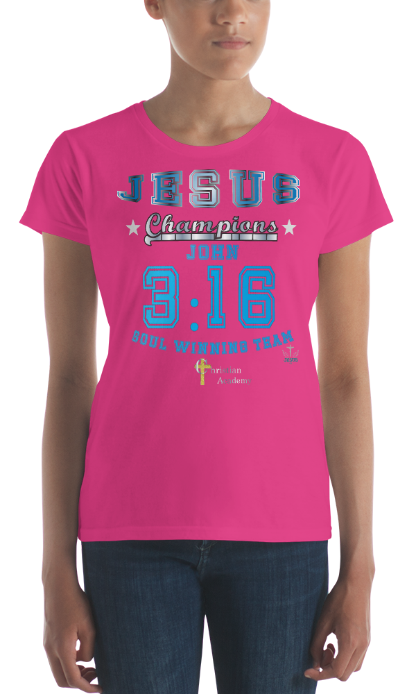 John 3:16 (SAMPLE) - in 10 colors