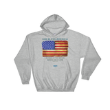 God Bless America (HOODED) - in 7 colors