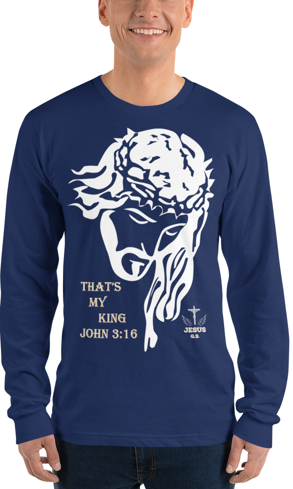 My King (LONG SLEEVE) - in 3 colors