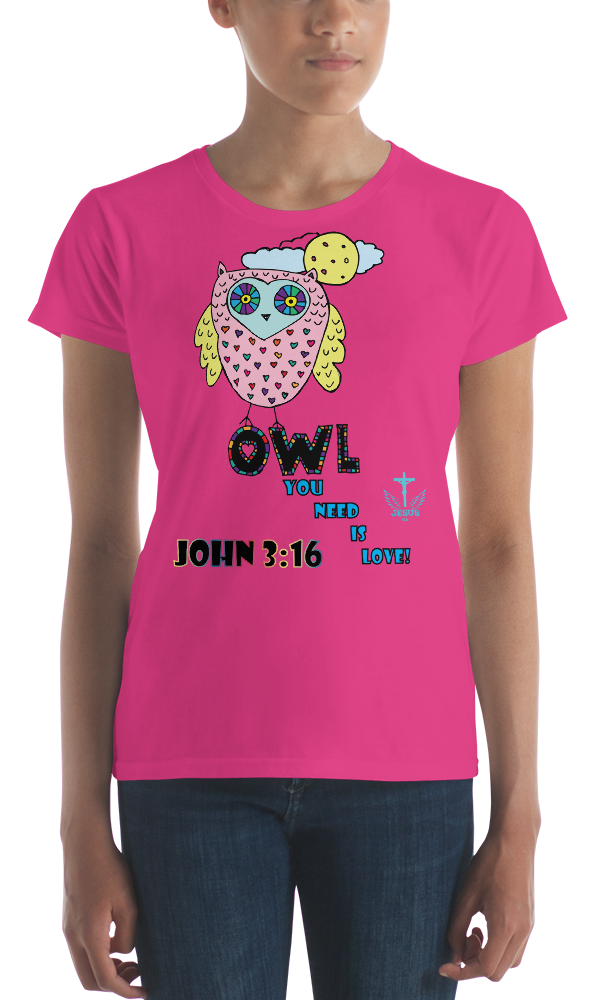 Owl You Need (CLASSIC FIT) - in 15 colors