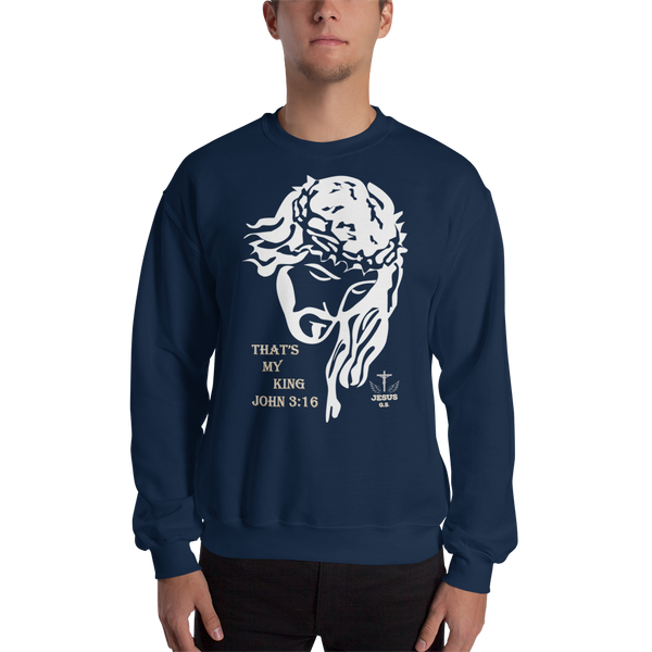 My King (CREWNECK) - 5 colors