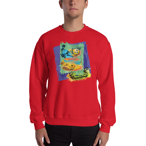 Be Fearless (CREWNECK) - in 6 colors