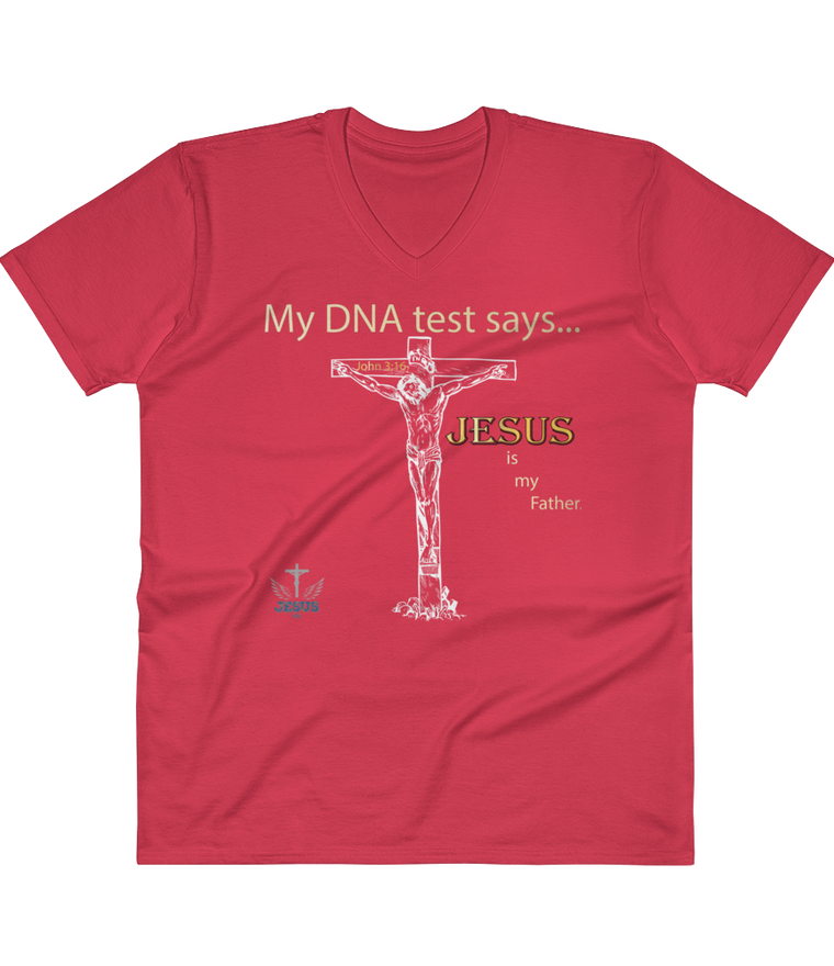 DNA (V-NECK) - in 6 colors