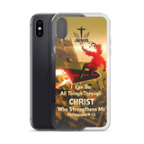 I Can Soar - 8 Plus, iPhone7/8, iPhone X - Jesus Gift Store