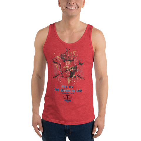 Armor Of God (TANK) - in 6 colors
