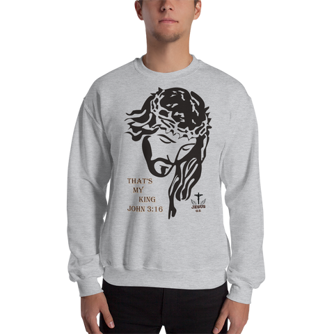 My King (CREWNECK) - in 5 colors