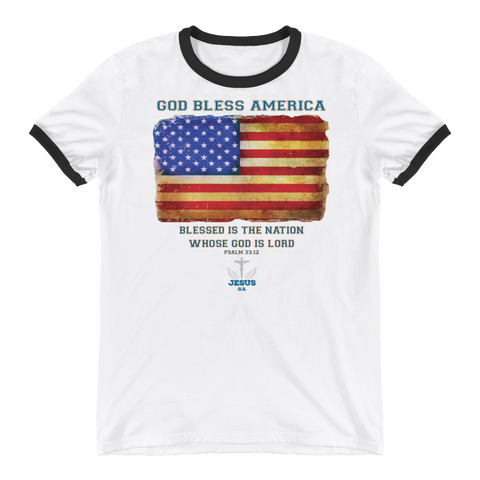 God Bless America - in 3 colors