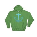 Jesus (HOODED) - in 8 colors
