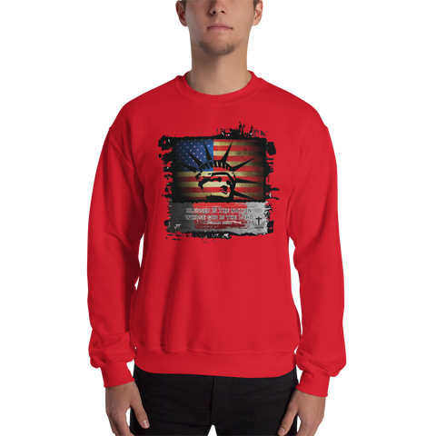 Blessed (CREWNECK) - in 6 colors