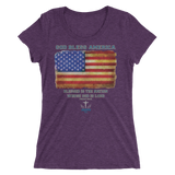 God Bless (WOMEN'S FITTED) - in 15 colors