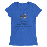 Fitness (WOMEN'S FITTED) - in 11 colors - Jesus Gift Store