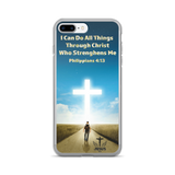 I Can Do - iPhone 7 and iPhone 7 Plus Case - Jesus Gift Store