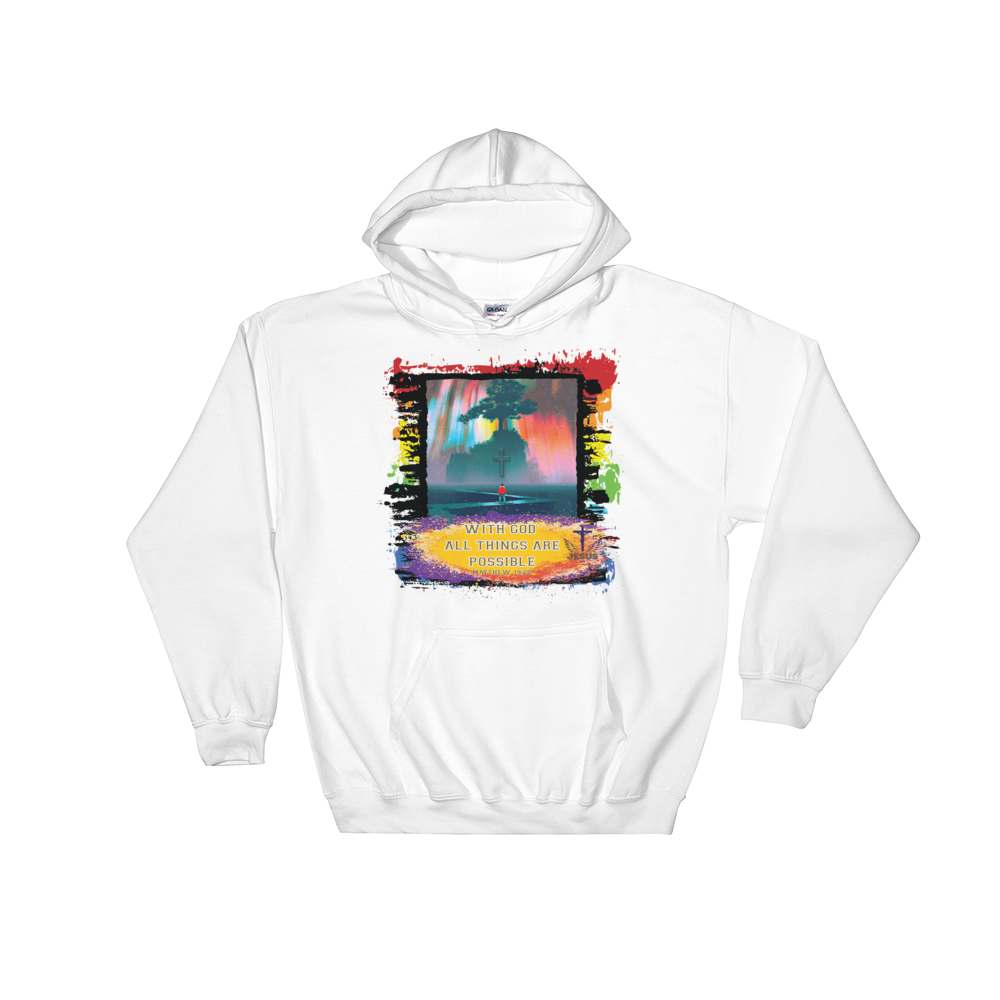 All Things (HOODED SWEATSHIRT)