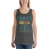 Philippians 4:13 (TANK) - in 10 colors