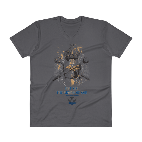 Armor (V-NECK) - in 4 colors - Jesus Gift Store