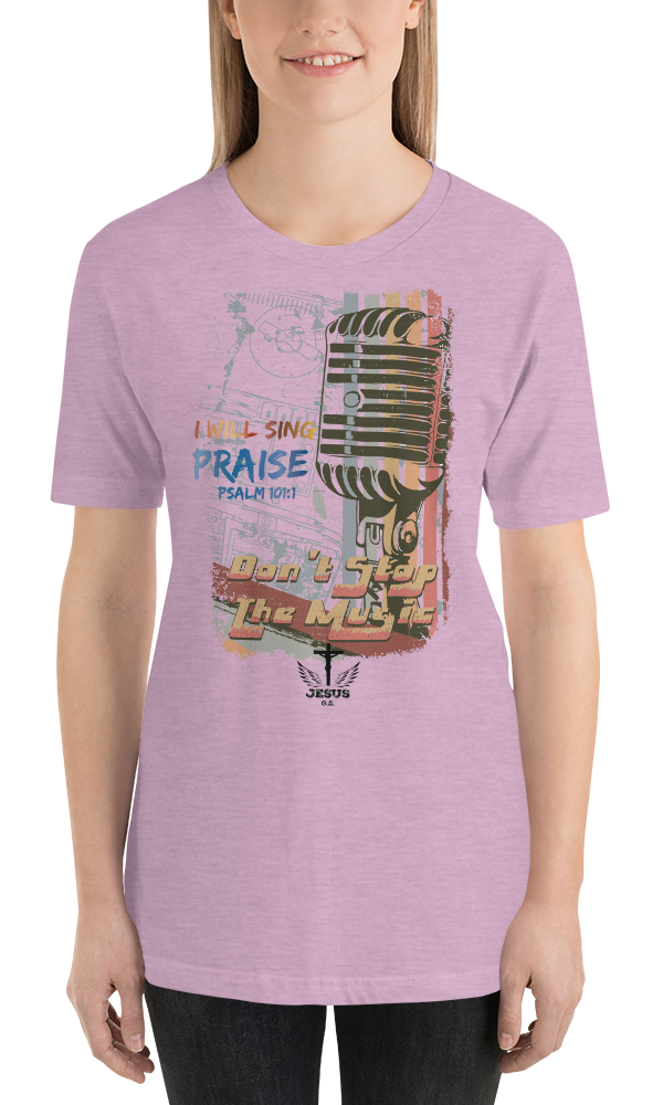 Praise (JERSEY) - in 12 colors