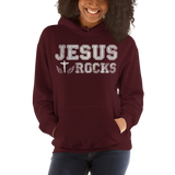 Jesus Rocks - in 6 colors