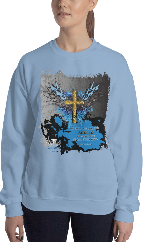 Angels Guard (CREWNECK) - in 8 colors