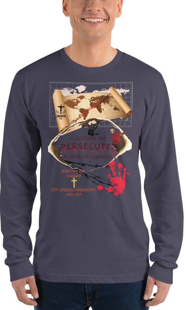 Persecuted (LONG SLEEVE) - in 2 colors