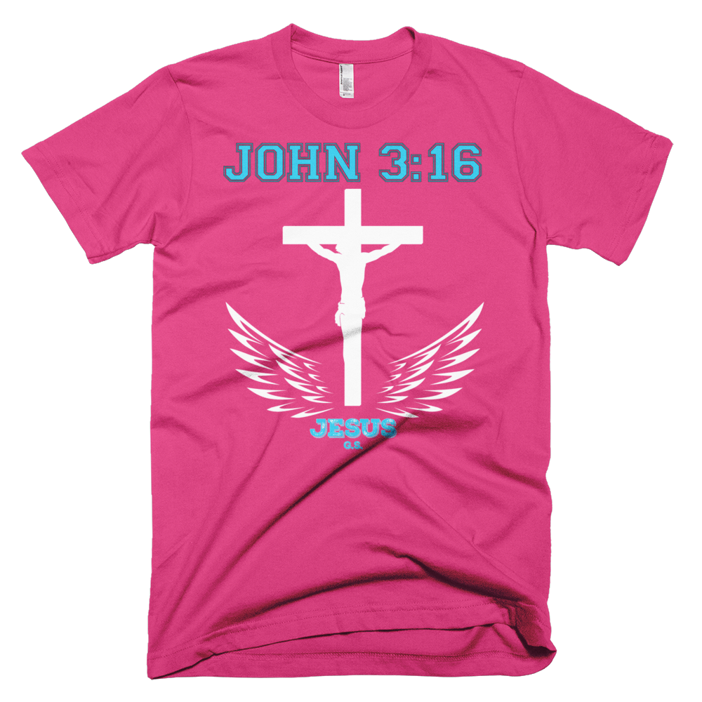 John 3:16 (Made in the U.S.A.) - in 8 colors – Jesus Gift Store