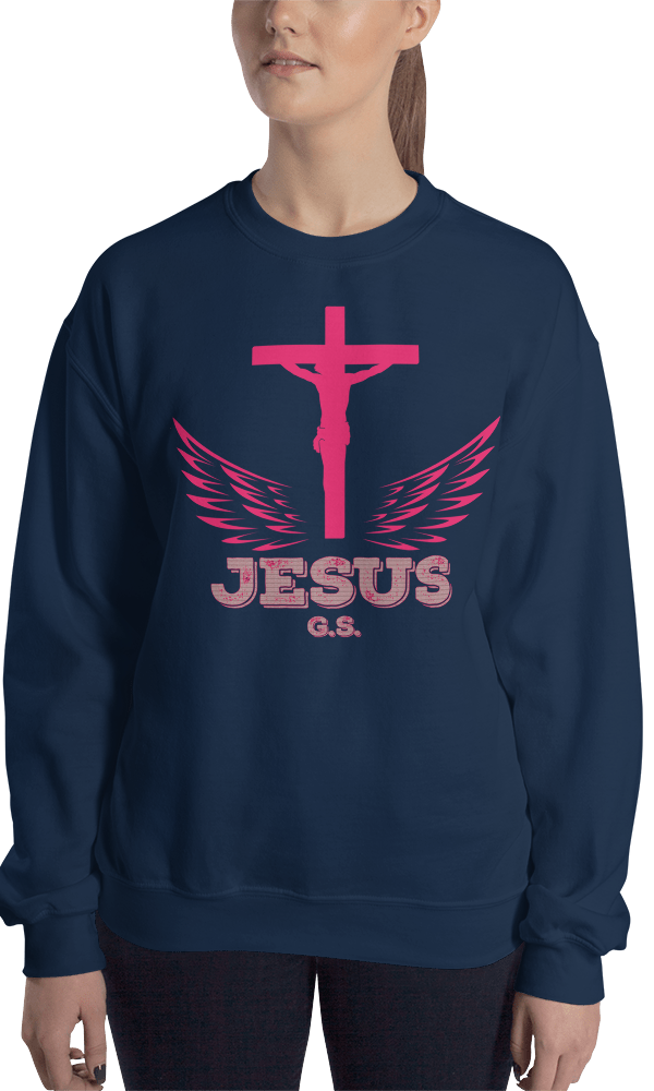 Jesus (CREWNECK) - in 7 colors