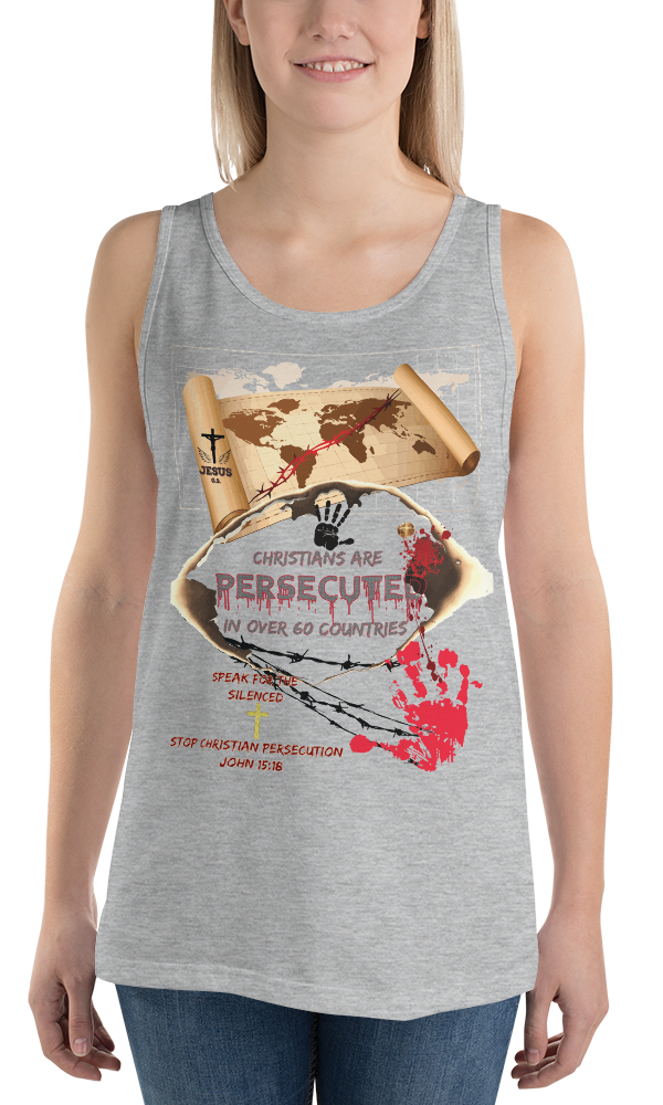 Persecuted (TANK) - in 5 colors