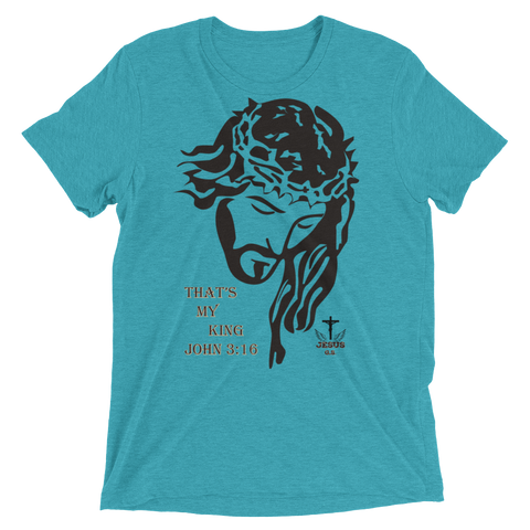 My King (TRIBLEND) - in 11 colors - Jesus Gift Store
