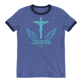 Jesus (VINTAGE) - in 4 colors