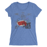 Jesus Loves You (WOMEN'S FITTED) - 8 colors