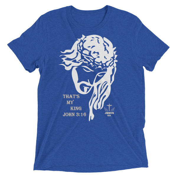 My King (TRIBLEND) - 9 colors - Jesus Gift Store