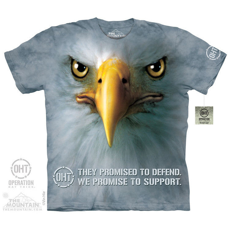 Support Eagle T Shirt - Squirrels and More