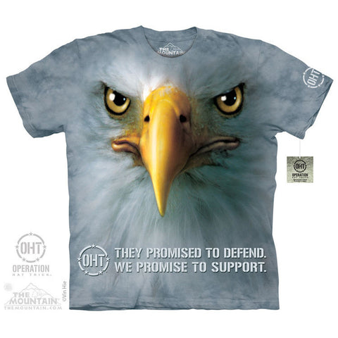 Support Eagle T Shirt