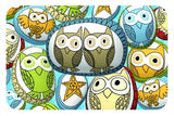 Who Gives a Hoot? Reader / Tablet Skin