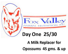Fox Valley 25/30 Opossums 45 grams & up - Squirrels and More