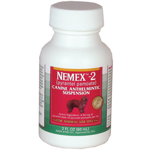 Nemex-2 Pyrantel Pamoate - Squirrels and More - 2