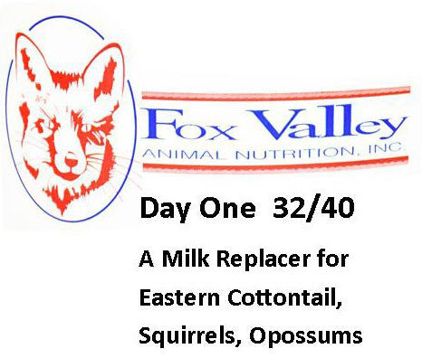 Fox Valley 32/40 Squirrels, Opossums and Bunnies