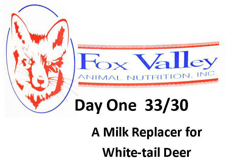 Fox Valley 33/30 White Tail Deer - Squirrels and More
