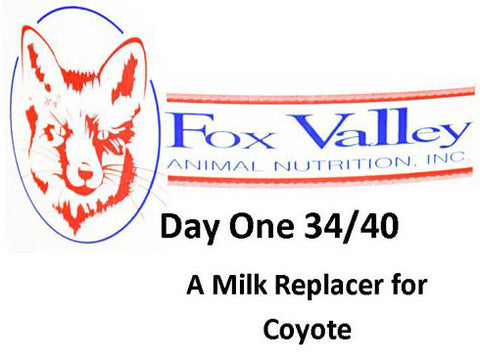 Fox Valley 34/40 Coyote