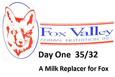 Fox Valley 35/32  Fox
