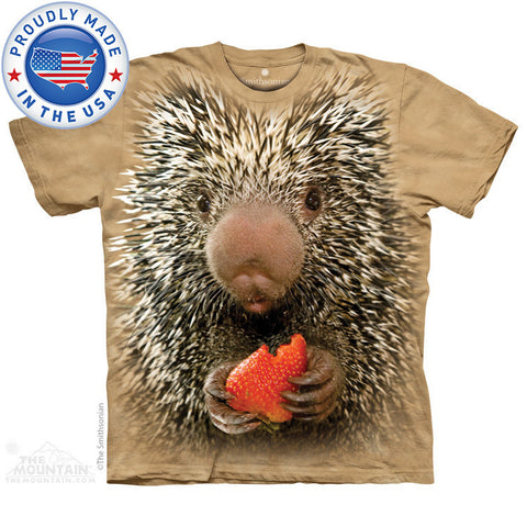 Baby Porcupine Big Face T-Shirt
