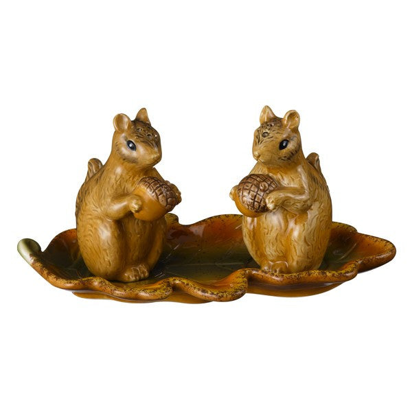 Chipmunk Salt and Pepper Shakers - Squirrels and More