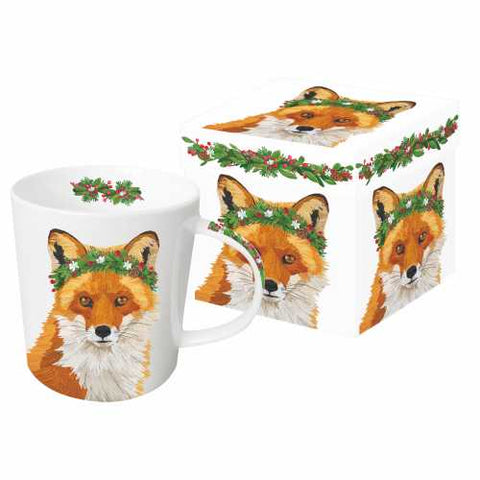 Glacier Fox Gift Boxed Mug ,Kitchen Accessories