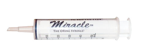 60 ml Miracle Oring Catheter Tip Syringe