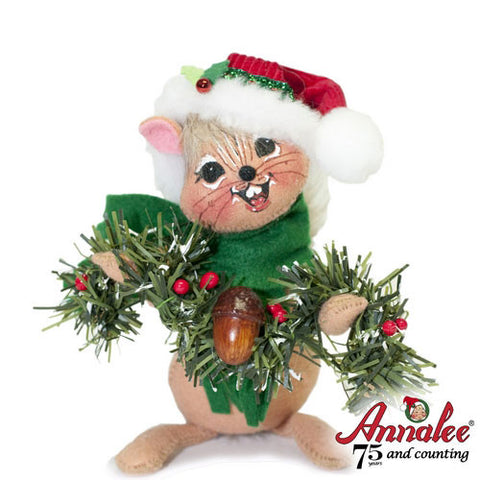 santa chipmunk 2250 annalee - Annalee Christmas Decorations