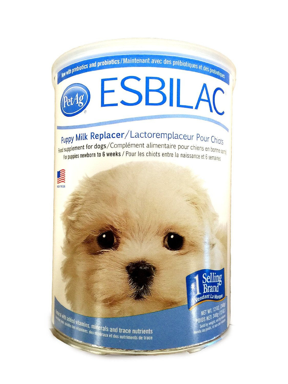 Esbilac Puppy Milk Replacer by PetAg - Squirrels and More - 4
